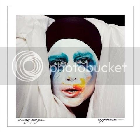 lady gaga svela la copertina di applause, il nuovo singolo