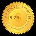 Website Worth Calculator