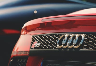You can already hear the sound of the new Audi RS 6 before 2020
