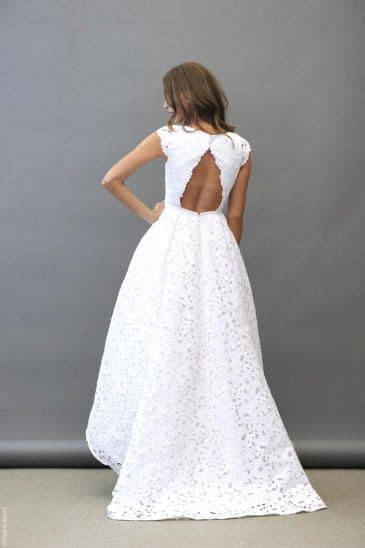 Haley Paige bridal.. in love with the back design
