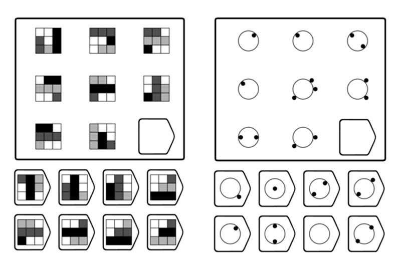 These Last Two Puzzles From An IQ Test - Puzzling Stack ...