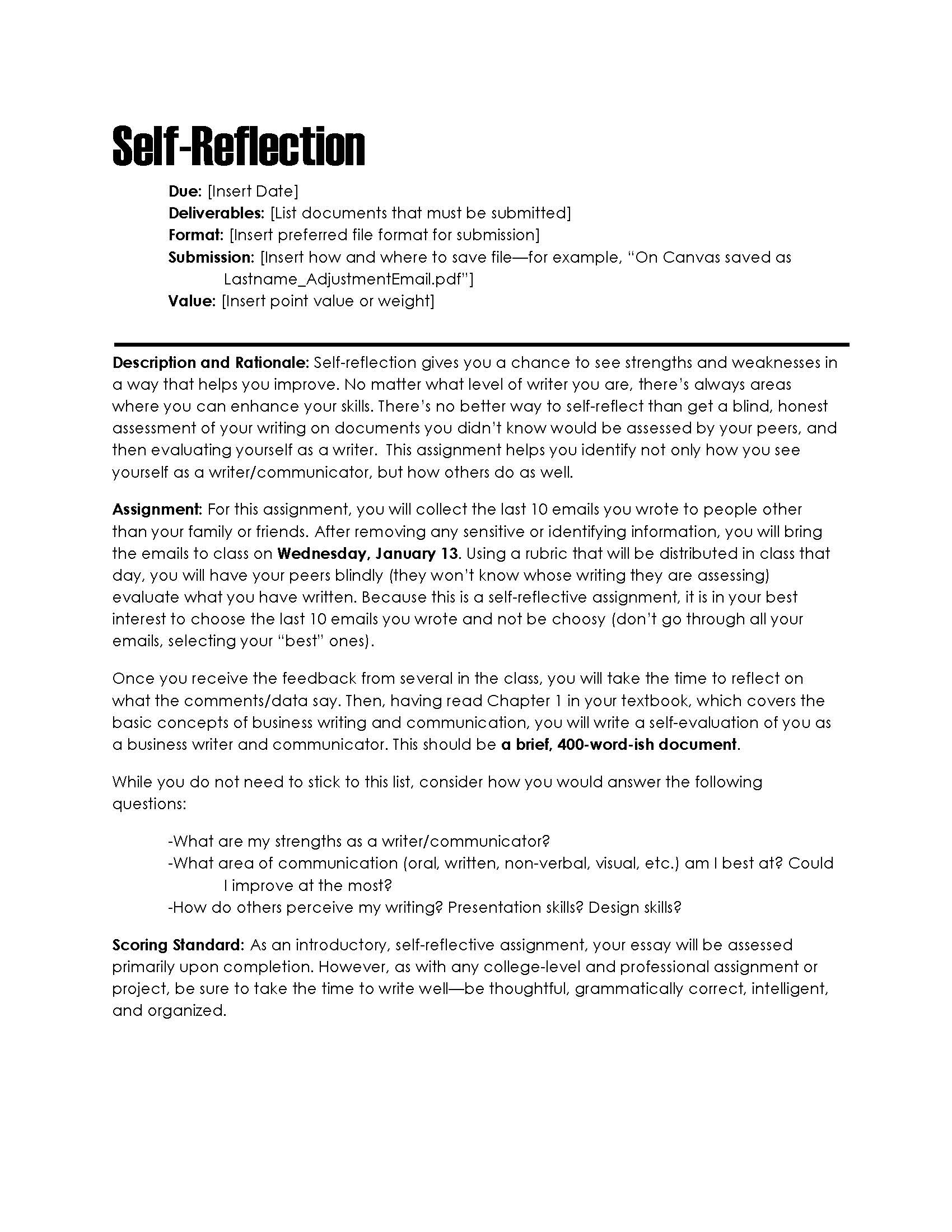 how to write the introduction of an essay communication