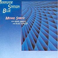 """Cover of """"Transfer Station Blue"""""""