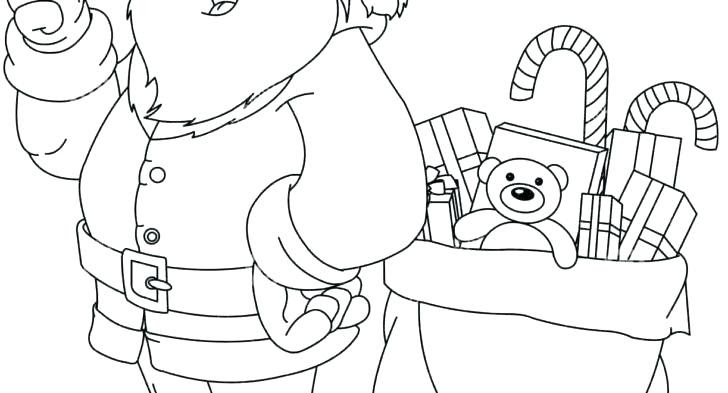 Barbie Christmas Coloring Pages At Getdrawingscom Free For