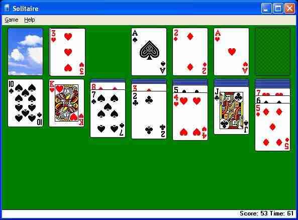 Η πασιέντζα και τα άλλα παιχνίδια των Windows