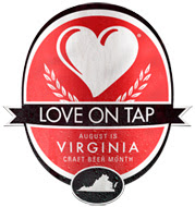 August 2012 is Virginia Craft Beer Month
