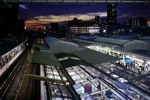 JR Umeda Station