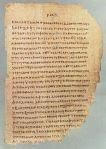 Papiro antigo.