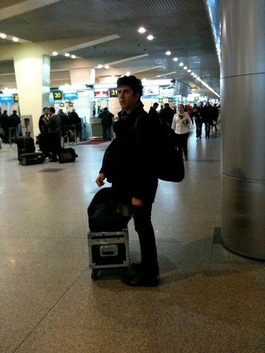 Return to Russia: Mini Tour 2009