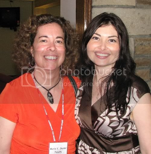 2010 SHUWPF Conference _Maria and Heidi