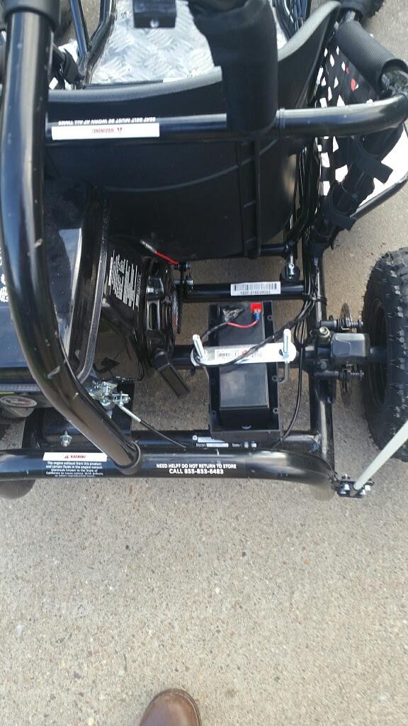 Any Monster Moto Kart Owners Here Diy Go Kart Forum