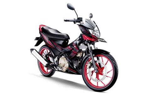 Kredit Motor Suzuki Kredit Motor Suzuki Satria Fu