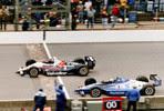 1992: a chegada com a menor diferença entre o primeiro e o segundo colocados aconteceu na disputa entre Al Unser Jr. e Scott Goodyear. Nas últimas sete voltas, o duelo foi intenso, e Unser conseguiu a vitória, apenas 0,043 segundo à frente de Goodyear.