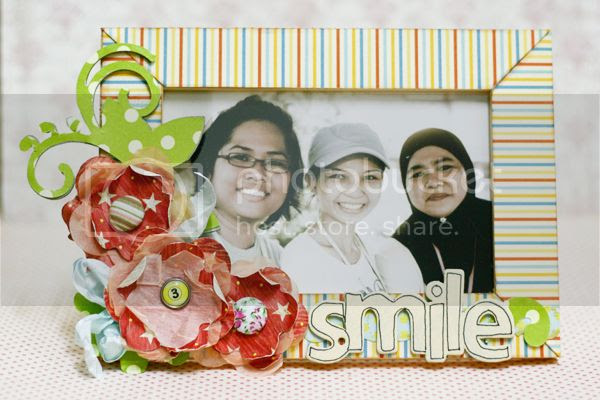Birthday Frame + Card