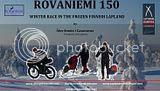 ROVANIEMI 150, Una carrera polar