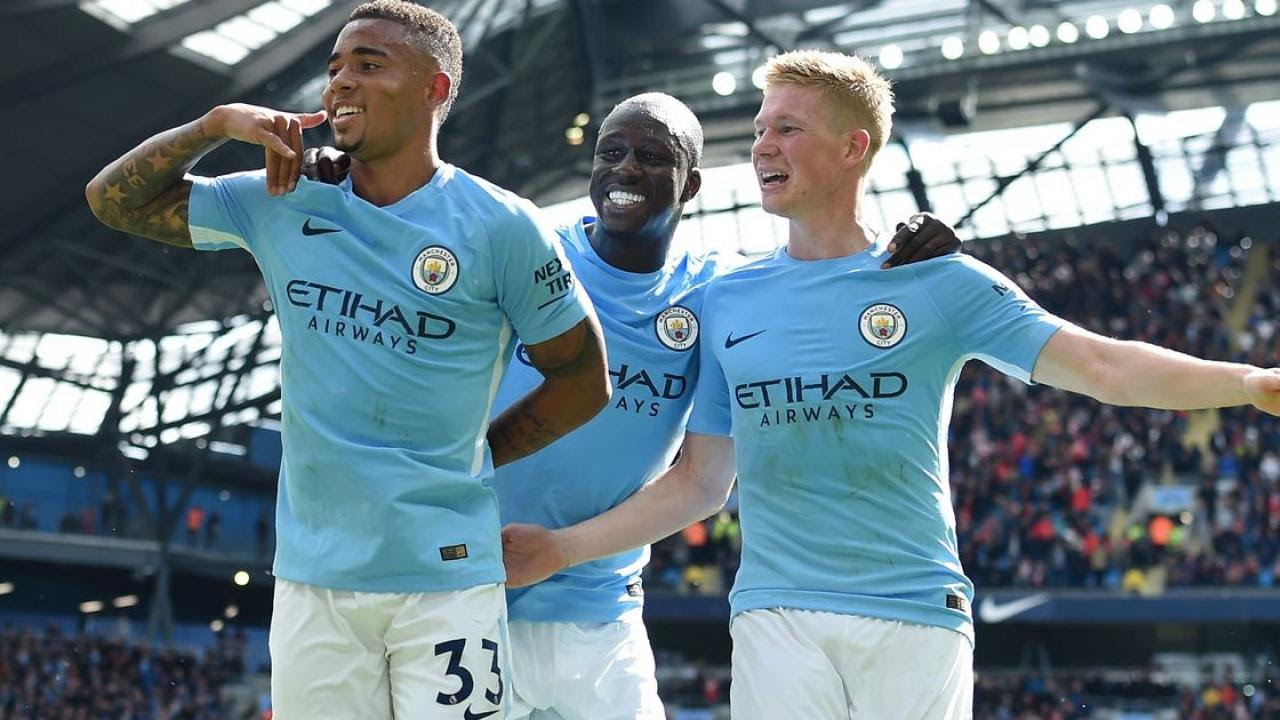 Manchester City Are On Pace To Break The EPL Single-Season Goal Record