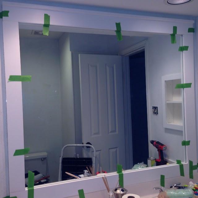 Classic Style Home Boys Bathroom Progress