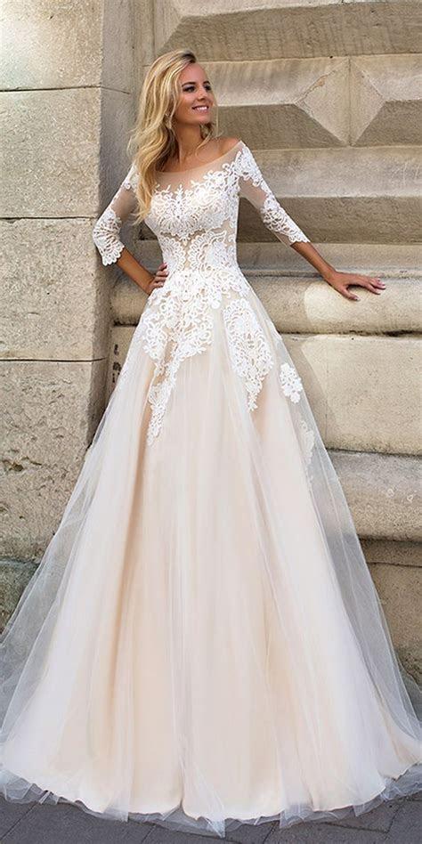 Vestidos De Noivas Com Tule