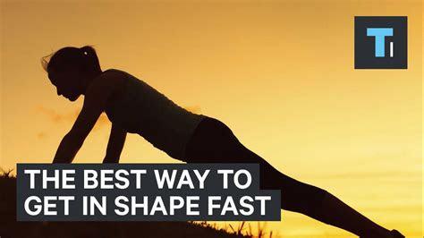 shape fast youtube