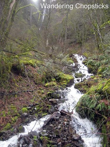 4 Multnomah Falls (Winter) - Columbia River Gorge - Oregon 9