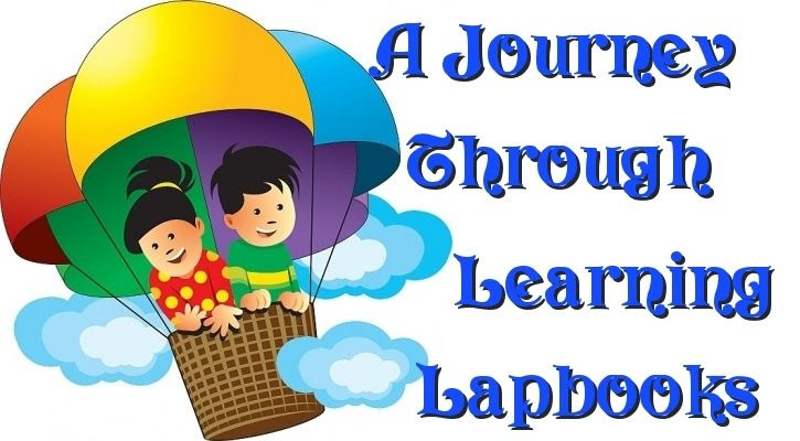 Logo for A Journey Through Learning Lapbooks