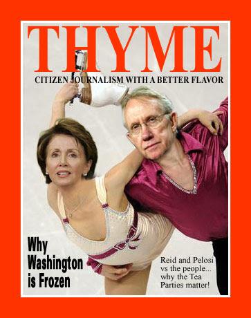 THYME Magazine, Volume II, Issue VIII