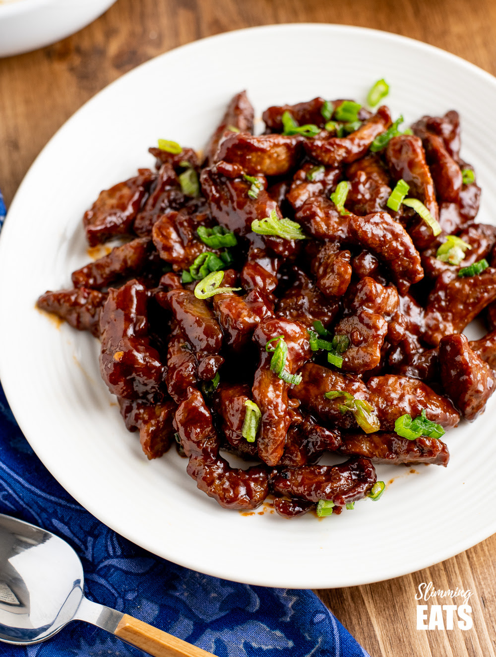 Low Syn Sweet Chilli Beef | Slimming Eats - Slimming World ...
