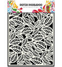 470.715.042  Dutch Doobadoo Mask Art A5 Leaves