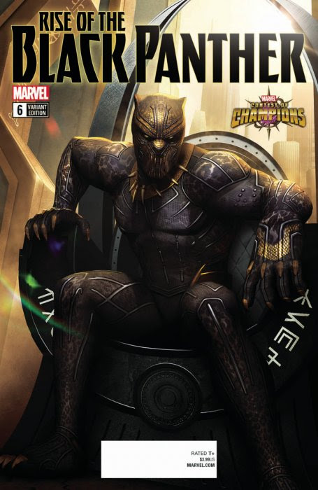 Rise of the Black Panther #6