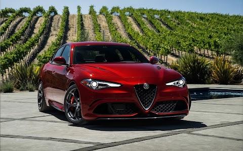 Alfa Romeo Giulia Hd Wallpaper