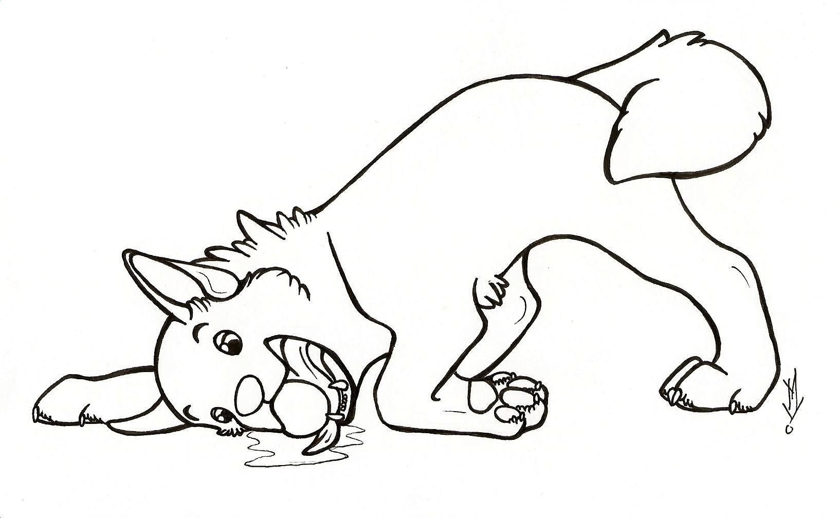 5600 Coloring Pages Cute Dogs Puppies Images & Pictures In HD