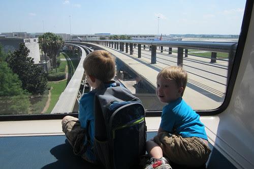 florida day 1: train!