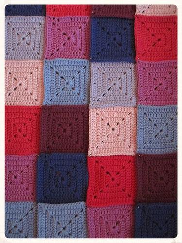 Rosie elmer blanket