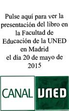 Video de presentación del libro en Canal UNED