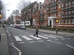 El pas de zebra d'Abbey Road