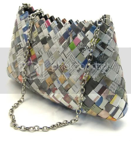 Candy Wrappers Bag