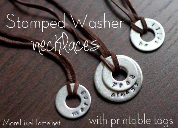 http://www.morelikehome.net/2013/10/day-18-stamped-washer-necklaces.html