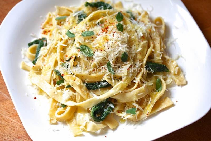 C mo hacer pasta fresca en casa sin m quina tagliatelle - Hacer pasta en casa ...
