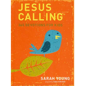 Jesus Calling by Sarah Young 365 Devotions for Kids