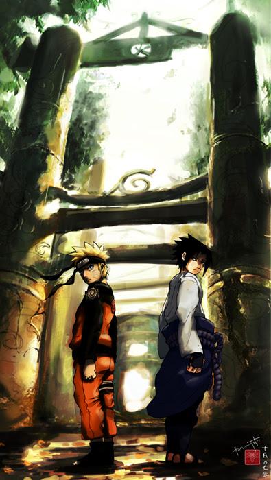 Gambar Wallpaper Naruto Dewasa Sepertiga Com