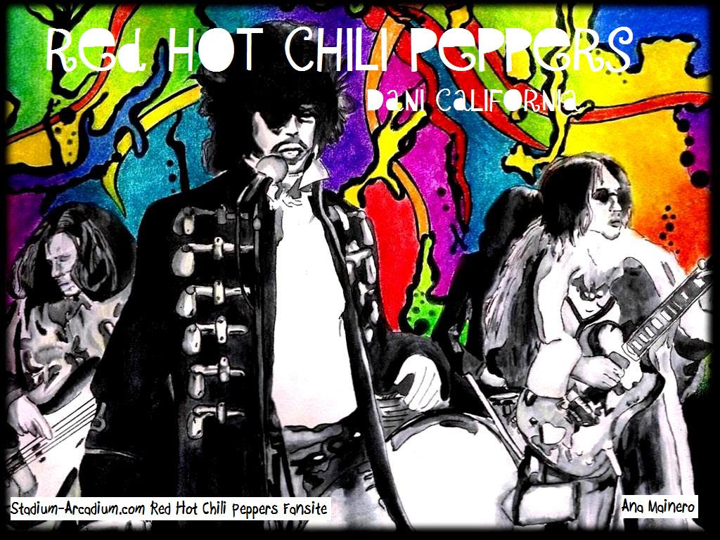 Red Hot Chili Peppers Desktop Wallpapers 001 Adorable Wallpapers
