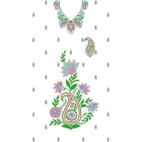 Bridal Dress Machine Embroidery Designs2097