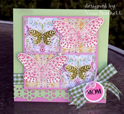 Butterfly Mom LOC