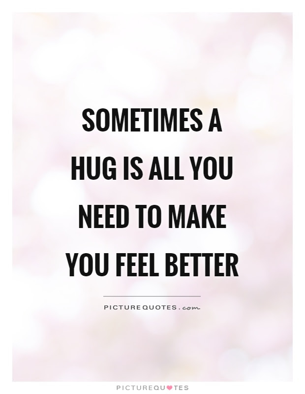 Hug Makes You Feel Better Archidev