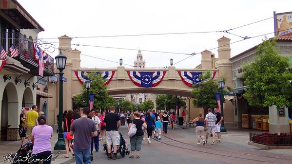 Disneyland Resort, Disney California Adventure, Buena Vista Street, Limited, Time, Magic