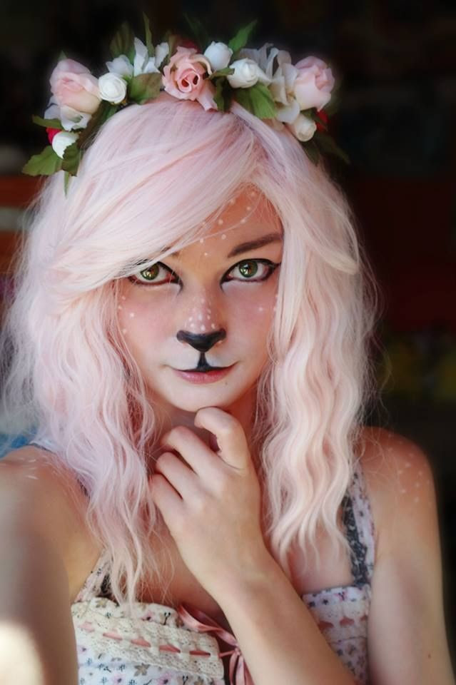 Beautiful faun cosplay and makeup - 9 Faun Cosplays