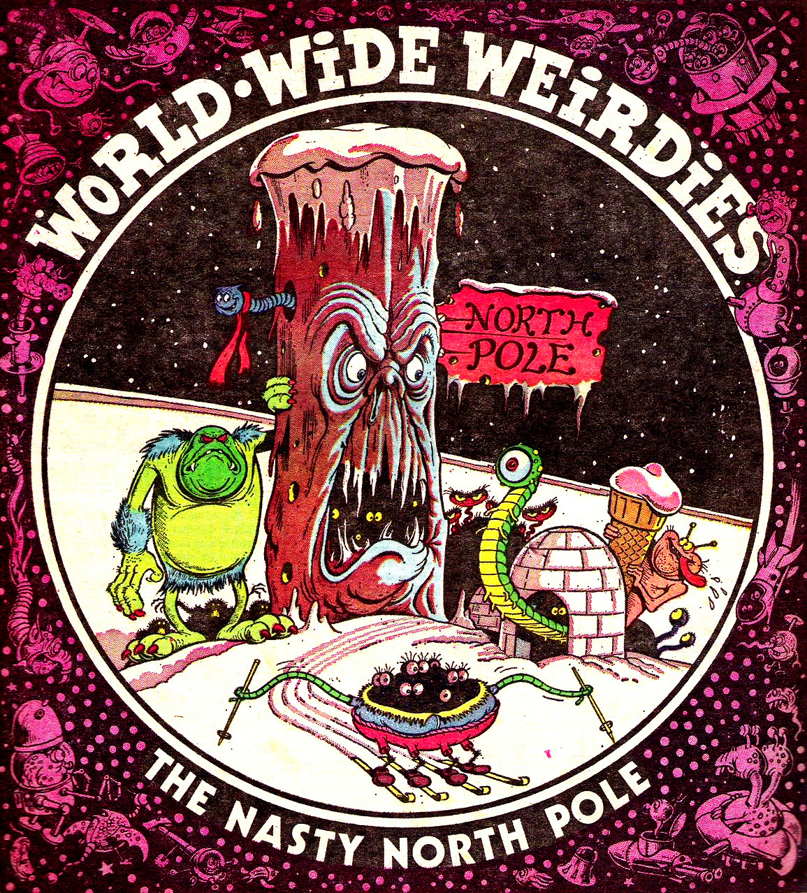 Ken Reid - World Wide Weirdies 19