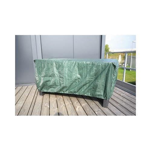 Meuble cuisine table bache table jardin - Protection meuble de jardin ...