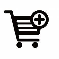 ショッピングカート イラスト