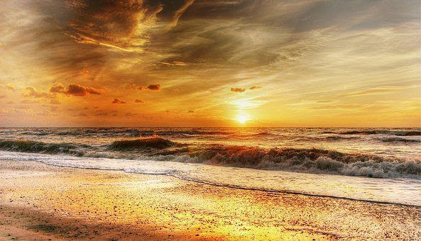 The Golden Waves of Bliss